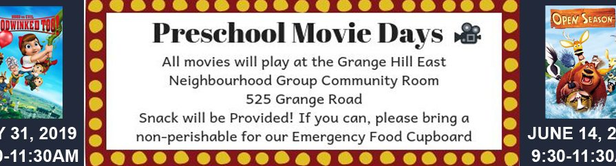 preschool movie day