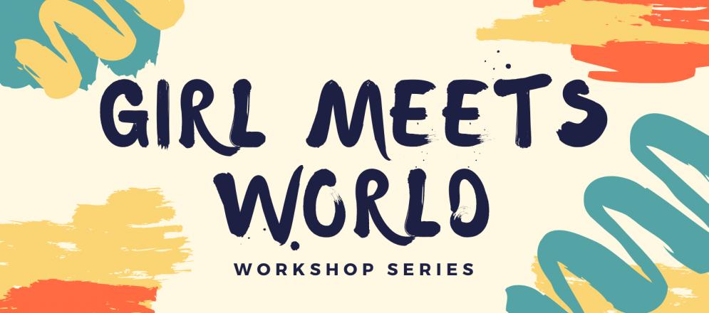 Girl Meets World Banner