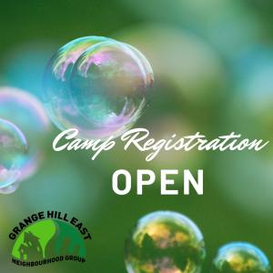 Summer Camp Registration 2021